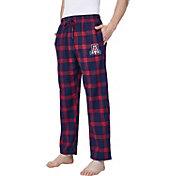 Concepts Sport Men's Arizona Wildcats Navy/Cardinal Homestretch Sleep Pants