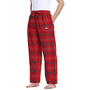 Concepts Sport Men's Western Kentucky Hilltoppers Red/Black Homestretch Sleep Pants