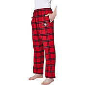 Concepts Sport Men's San Francisco 49ers Homestretch Flannel Pants