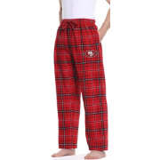 Concepts Sport Men's San Francisco 49ers Ultimate Flannel Pants