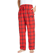 Concepts Sport Men's Tampa Bay Buccaneers Homestretch Flannel Pants