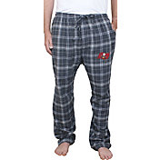 Concepts Sport Men's Tampa Bay Buccaneers Ultimate Flannel Pants