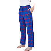 Concepts Sport Men's Buffalo Bills Homestretch Flannel Pants