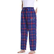 Concepts Sport Men's Buffalo Bills Ultimate Flannel Pants