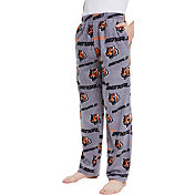 Concepts Sport Men's Cincinnati Bengals Achieve Grey Fleece Pants