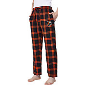 Concepts Sport Men's Cincinnati Bengals Homestretch Flannel Pants