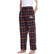 Concepts Sport Men's Denver Broncos Ultimate Flannel Pants