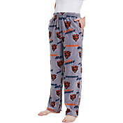Concepts Sport Men's Chicago Bears Achieve Grey Fleece Pants