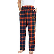 Concepts Sport Men's Chicago Bears Homestretch Flannel Pants