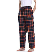 Concepts Sport Men's Chicago Bears Ultimate Flannel Pants