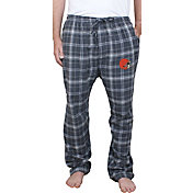 Concepts Sport Men's Cleveland Browns Ultimate Flannel Pants