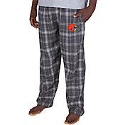 Concepts Sport Men's Cleveland Browns Ultimate Flannel Pants