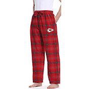 Concepts Sport Men's Kansas City Chiefs Ultimate Flannel Pants