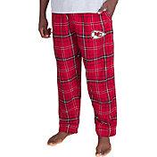 Concepts Sport Men's Kansas City Chiefs Ultimate Flannel Pants