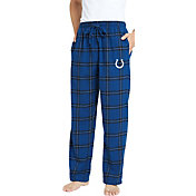 Concepts Sport Men's Indianapolis Colts Homestretch Flannel Pants
