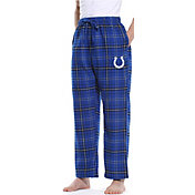 Concepts Sport Men's Indianapolis Colts Ultimate Flannel Pants