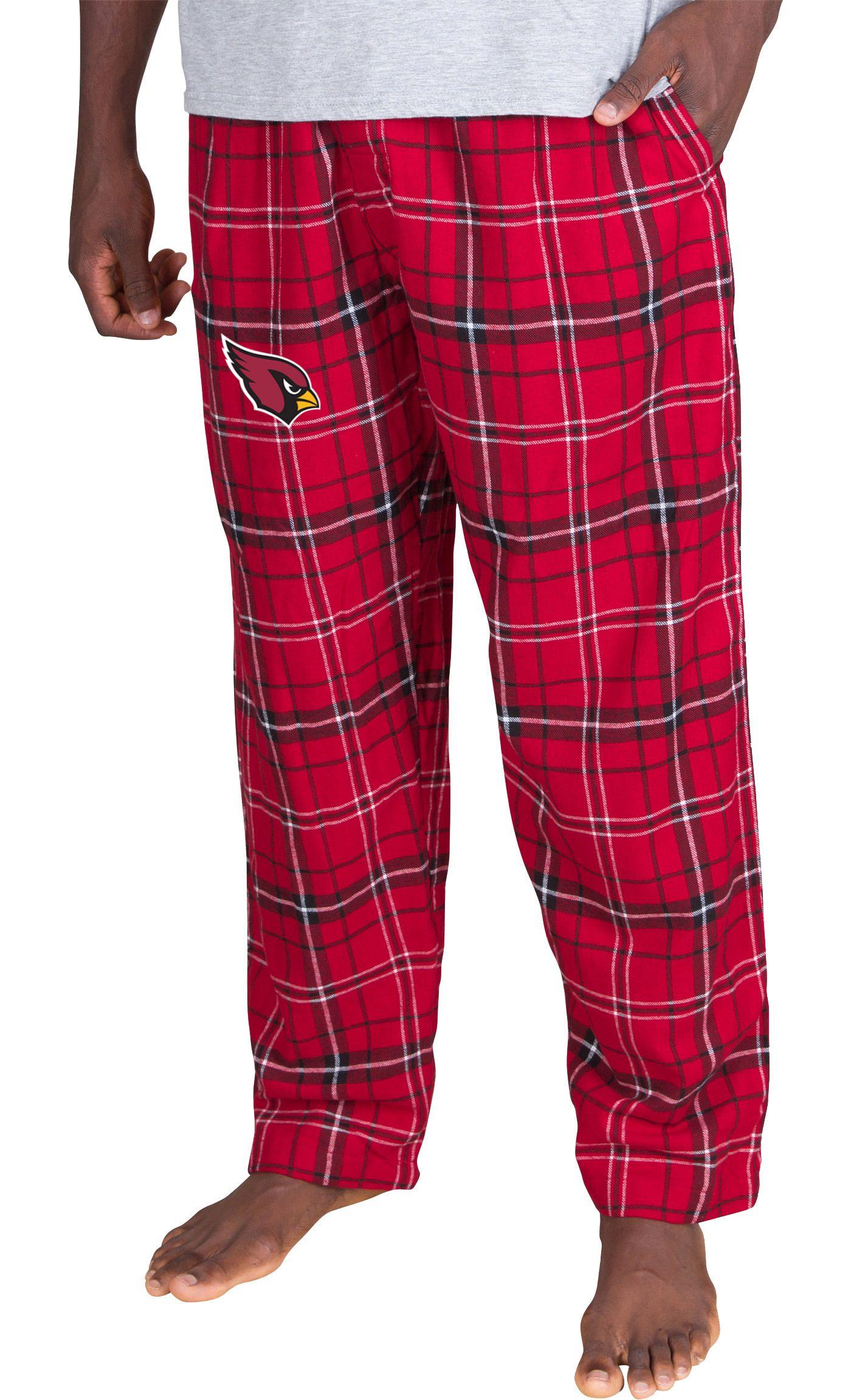 Concepts Sport Men's Arizona Cardinals Ultimate Flannel Pants