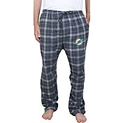 Concepts Sport Men's Miami Dolphins Ultimate Flannel Pants