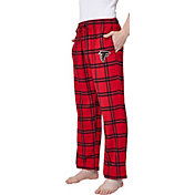 Concepts Sport Men's Atlanta Falcons Homestretch Flannel Pants