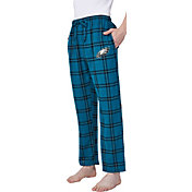 Concepts Sport Men's Philadelphia Eagles Homestretch Flannel Pants
