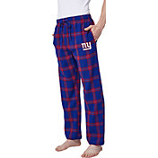 Concepts Sport Men's New York Giants Homestretch Flannel Pants