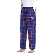 Concepts Sport Men's New York Giants Ultimate Flannel Pants