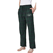 Concepts Sport Men's New York Jets Homestretch Flannel Pants