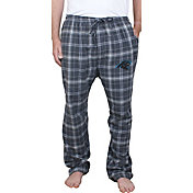 Concepts Sport Men's Carolina Panthers Ultimate Flannel Pants