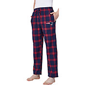 Concepts Sport Men's New England Patriots Homestretch Flannel Pants