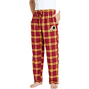 Concepts Sport Men's Washington Redskins Homestretch Flannel Pants