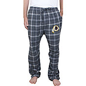 Concepts Sport Men's Washington Redskins Ultimate Flannel Pants