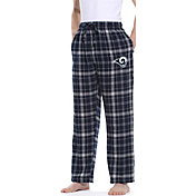 Concepts Sport Men's Los Angeles Rams Ultimate Flannel Pants