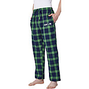 Concepts Sport Men's Seattle Seahawks Homestretch Flannel Pants