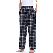 Concepts Sport Men's Tennessee Titans Ultimate Flannel Pants