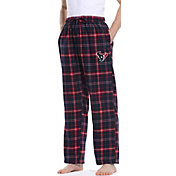 Concepts Sport Men's Houston Texans Ultimate Flannel Pants