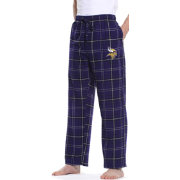 Concepts Sport Men's Minnesota Vikings Ultimate Flannel Pants