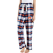 Concepts Sport Women's Auburn Tigers Blue/Orange Homestretch Sleep Pants