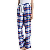 Concepts Sport Women's Florida Gators Blue/Orange Homestretch Sleep Pants