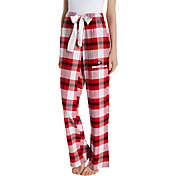 Concepts Sport Women's Georgia Bulldogs Red/Black Homestretch Sleep Pants