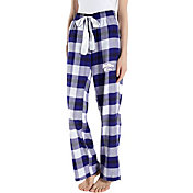 Concepts Sport Women's Kansas State Wildcats Purple/White Homestretch Sleep Pants