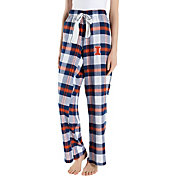 Concepts Sport Women's Illinois Fighting Illini Orange/Blue Homestretch Sleep Pants
