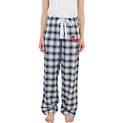 Concepts Sport Women's Ole Miss Rebels Blue/White Homestretch Sleep Pants