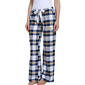 Concepts Sport Women's Pitt Panthers Blue/Gold Homestretch Sleep Pants