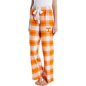 Concepts Sport Women's Tennessee Volunteers White/Tennessee Orange Homestretch Sleep Pants