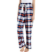 Concepts Sport Women's Virginia Cavaliers Blue/Orange Homestretch Sleep Pants