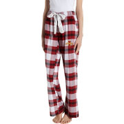 Concepts Sport Women's Iowa State Cyclones Black/Cardinal Homestretch Sleep Pants