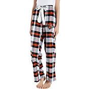 Concepts Sport Women's Cincinnati Bengals Hideaway Flannel Pants