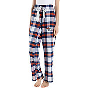 Concepts Sport Women's Denver Broncos Hideaway Flannel Pants