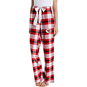 Concepts Sport Women's Kansas City Chiefs Hideaway Flannel Pants