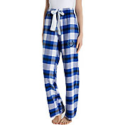 Concepts Sport Women's Indianapolis Colts Hideaway Flannel Pants